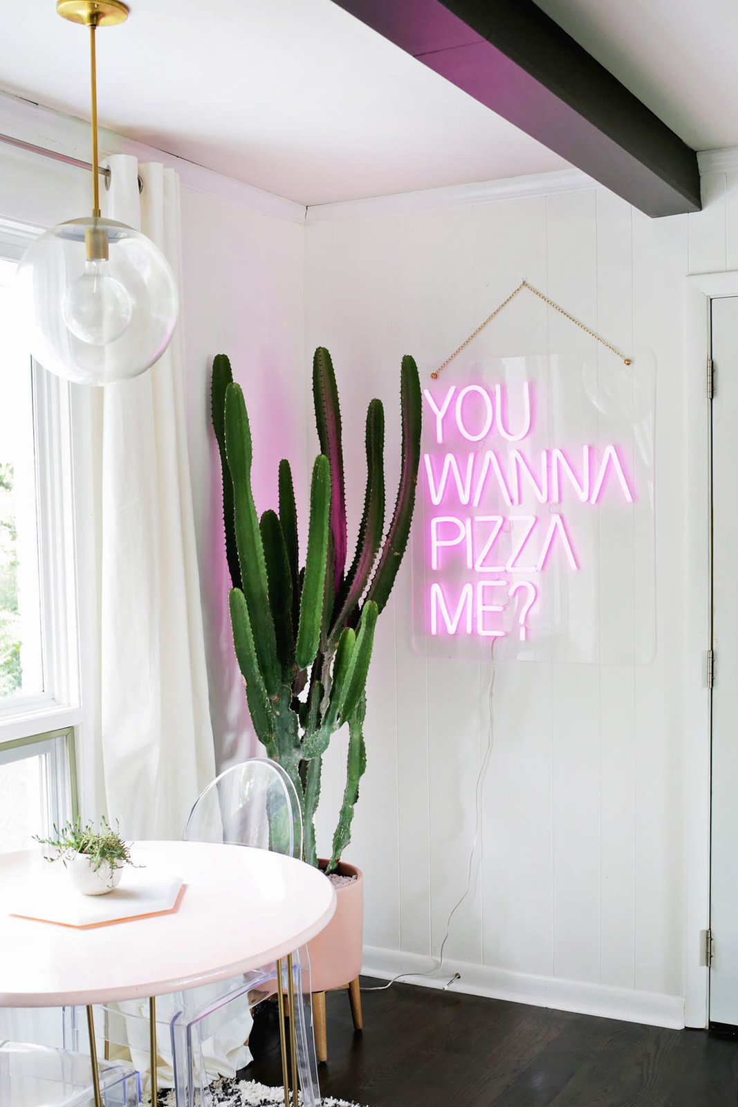 Pizza Me ($695) was created in collaboration with blogger Laura Gummerman of The Band Wife. Next-Generation Neon - Photo 6 of 8