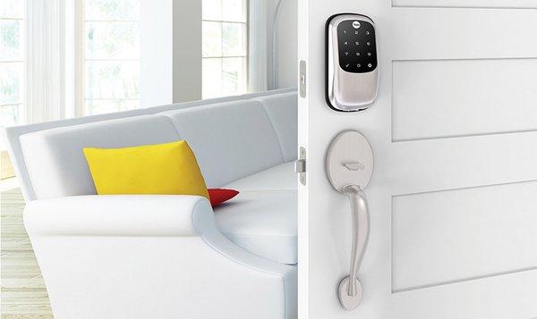 Merry Modern: Yale Smart Door Package