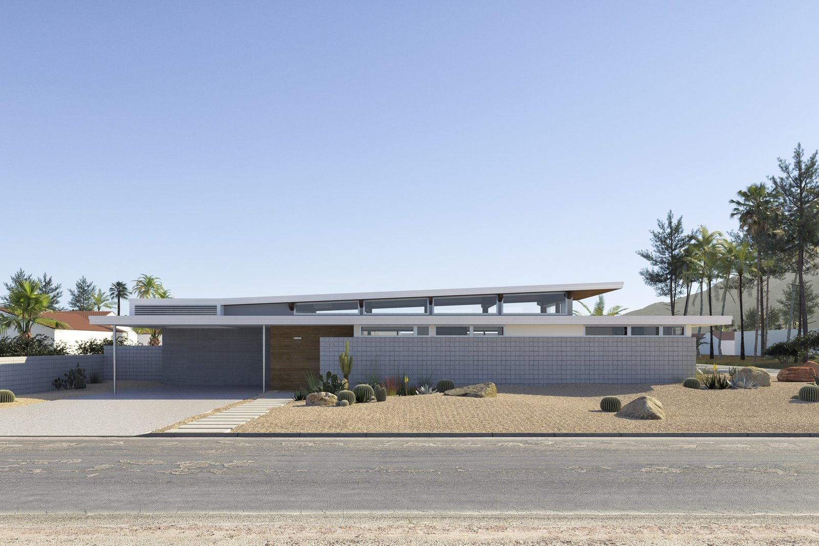 Dwell x Turkel Design: Breaking Ground in Palm Springs - Photo 1 of 4