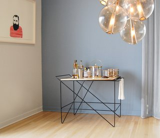 Gift Guide: 11 Ways to Lift the Cocktail Lover's Spirits - Photo 11 of 11 - Greta de Parry Coleman Bar Cart, $1,999