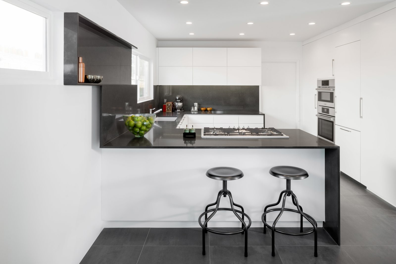 Photo 1 of 5 in Designed to Disappear: The Case For the Minimal Kitchen