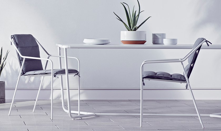 Photo 1 of 1 in Modern by Dwell Magazine Dining Chair Cushions