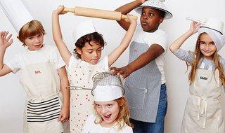 Odette Williams Kids Apron