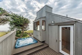 Settle in the Celebrated Sea Ranch For Under $2.9M - Photo 7 of 11 - A hot tub offers a private sanctuary with scenic views.