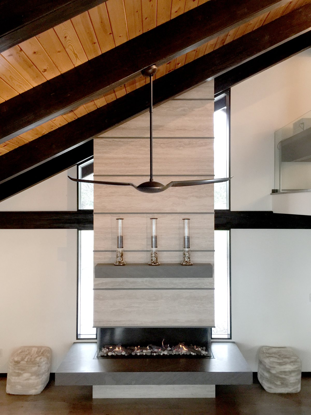 Photo 1 of 8 in Taking Flight: A Dose of Brazilian Design Lifts the Ceiling Fan to New Heights
