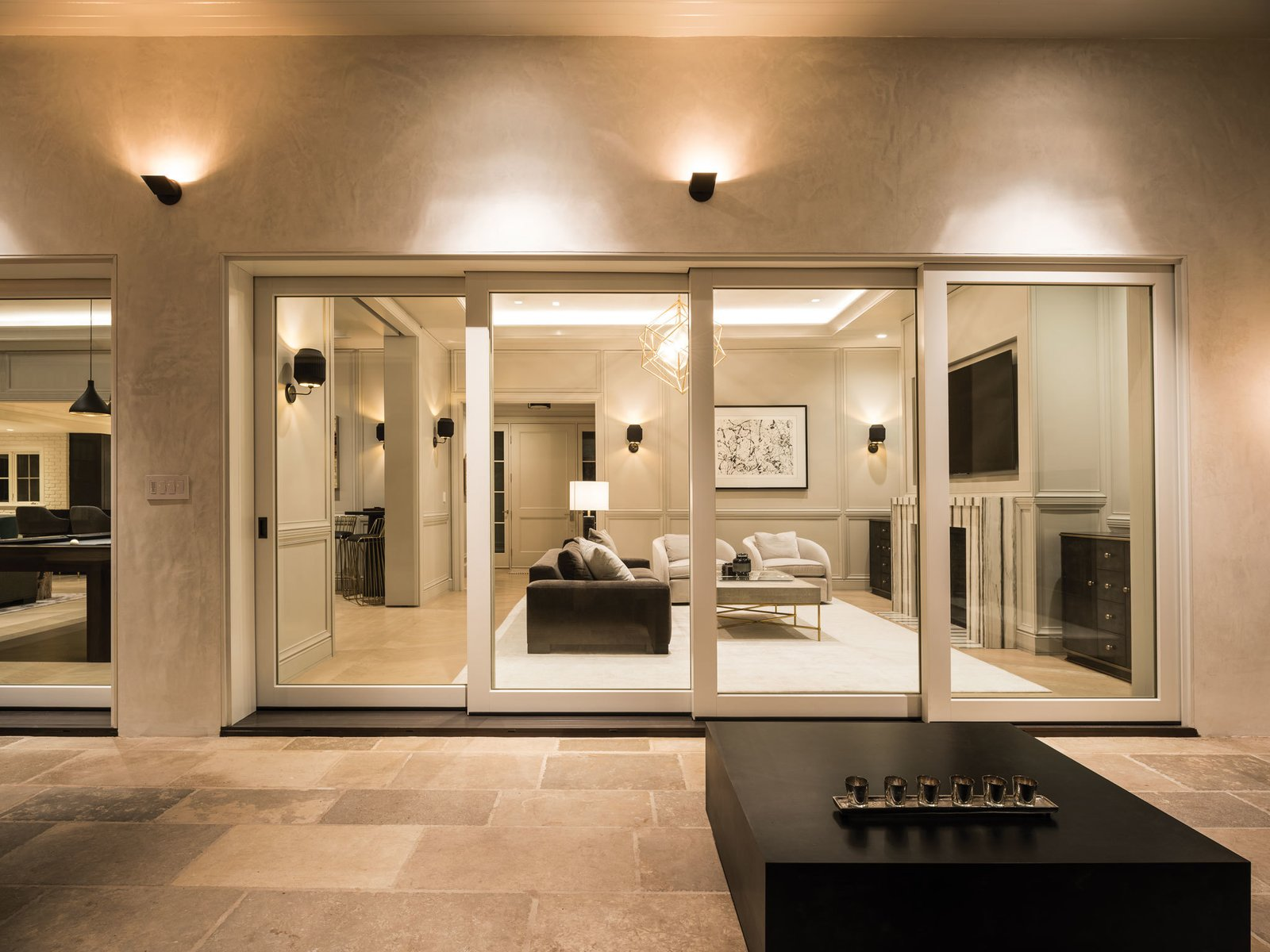 Photo 2 of 4 in A Los Angeles Renovation Opens Up to Coastal Climes