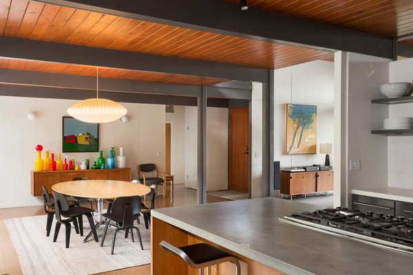 Photo 5 of Iconic Post & Beam Ranch modern home