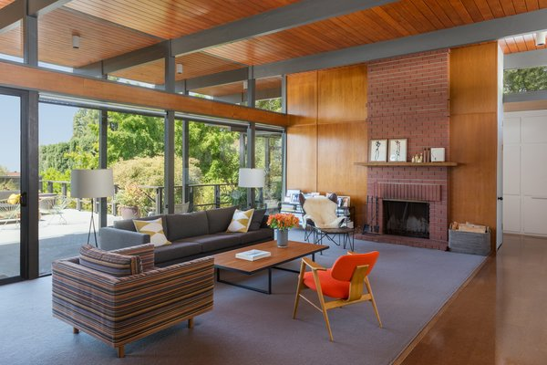 Photo 3 of Iconic Post & Beam Ranch modern home