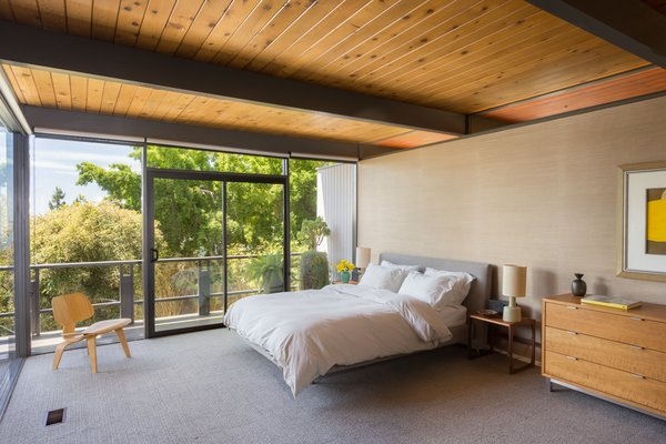 Photo 7 of Iconic Post & Beam Ranch modern home