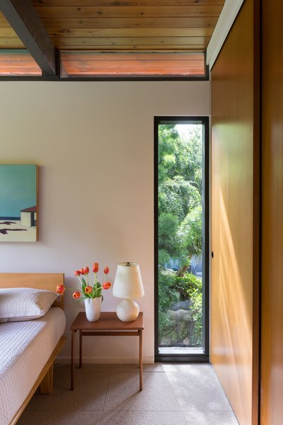 Photo 11 of Iconic Post & Beam Ranch modern home