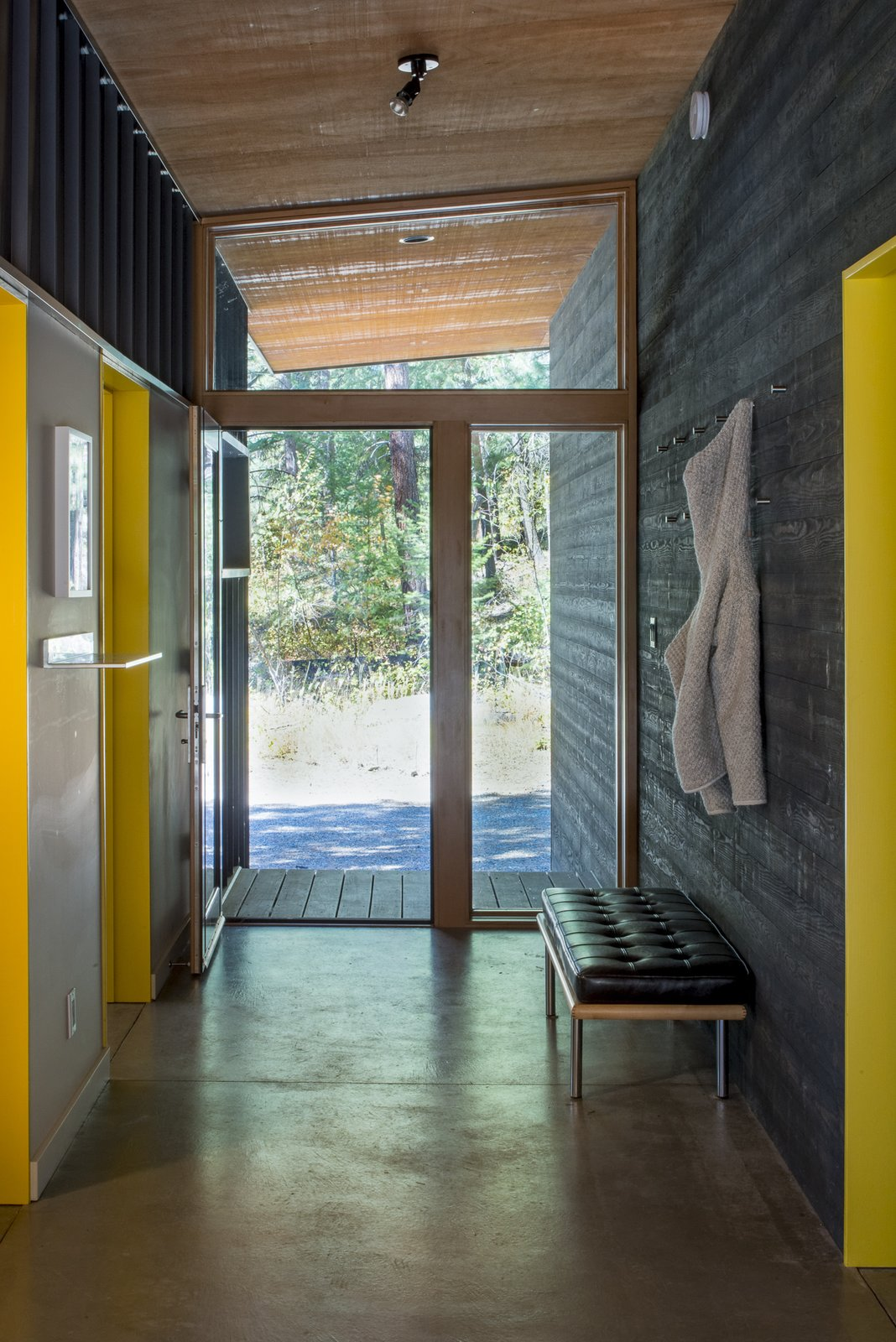 Photo 10 of 10 in A Lean Cabin in Washington Dismantles the Indoor/Outdoor Divide