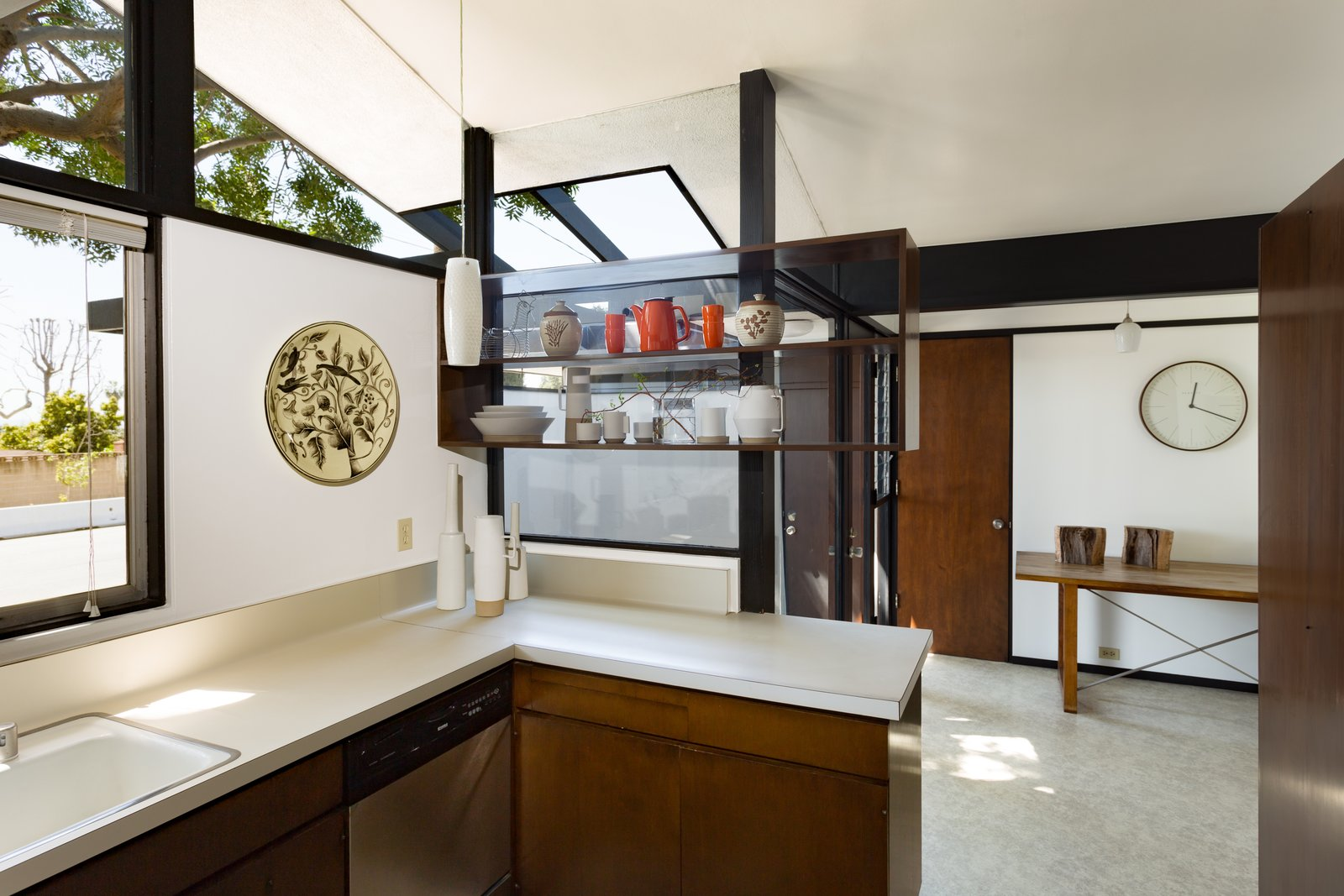 Tagged: Kitchen.  Photo 6 of 14 in Offered at $899K, a Restored Midcentury Abode Shines in Southern California