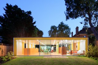 Fully Renovated, Wimbledon House by Richard Rogers Hosts New Architecture Fellows in London - Photo 13 of 13 -