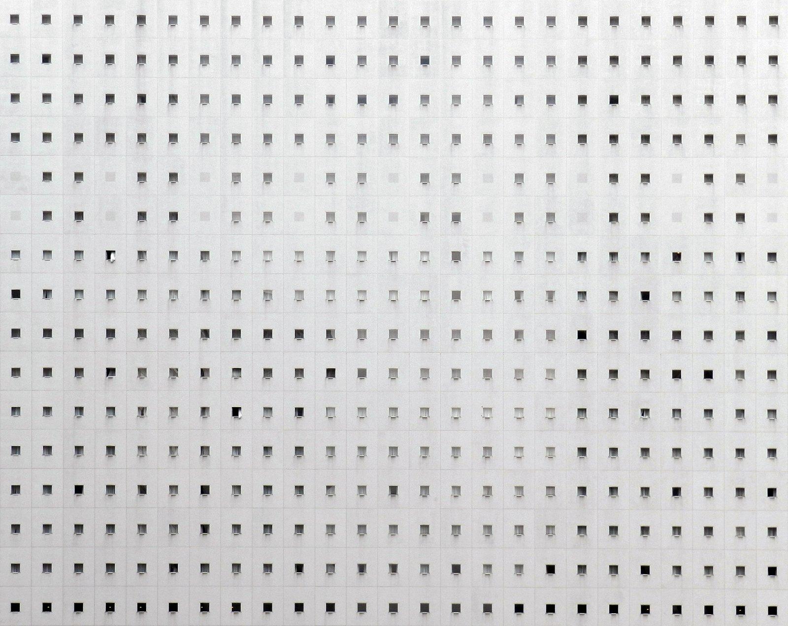 Shredder Building. Says Olic,  Photo 14 of 16 in Nikola Olic's Dizzying Architectural Photography