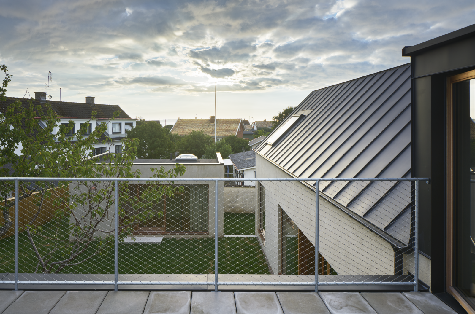 Tagged: Outdoor and Rooftop.  Photo 11 of 12 in Sleek Scandinavian Design Permeates a Family's Summer House in an Old Fishing Village