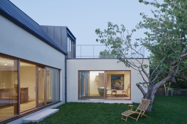 Tagged: Outdoor.  Photo 10 of 12 in Sleek Scandinavian Design Permeates a Family's Summer House in an Old Fishing Village