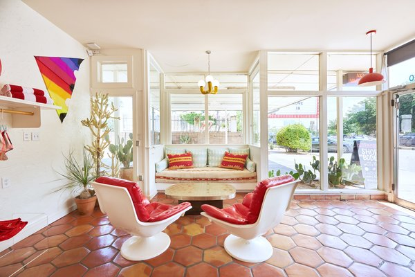 Reds are great for designers and homeowners who want want to be courageous with color.