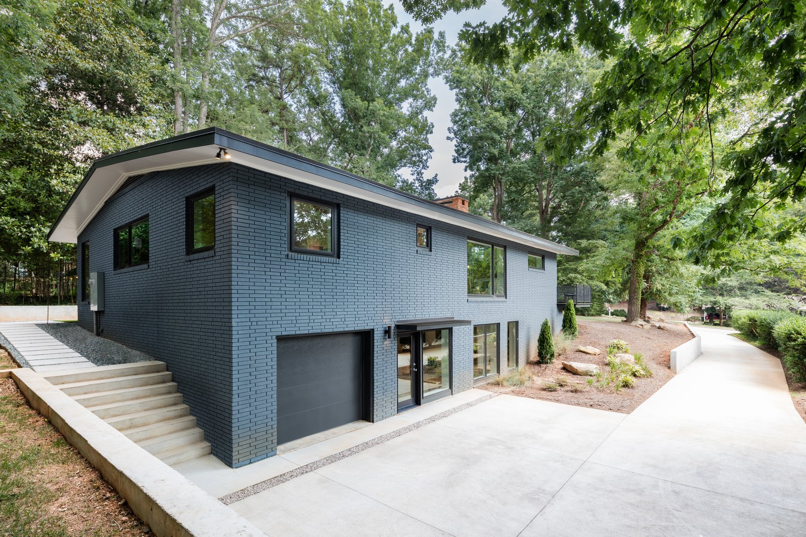 Photo 14 of 14 in Elegantly Renovated, a Midcentury Home in Raleigh Asks $975K