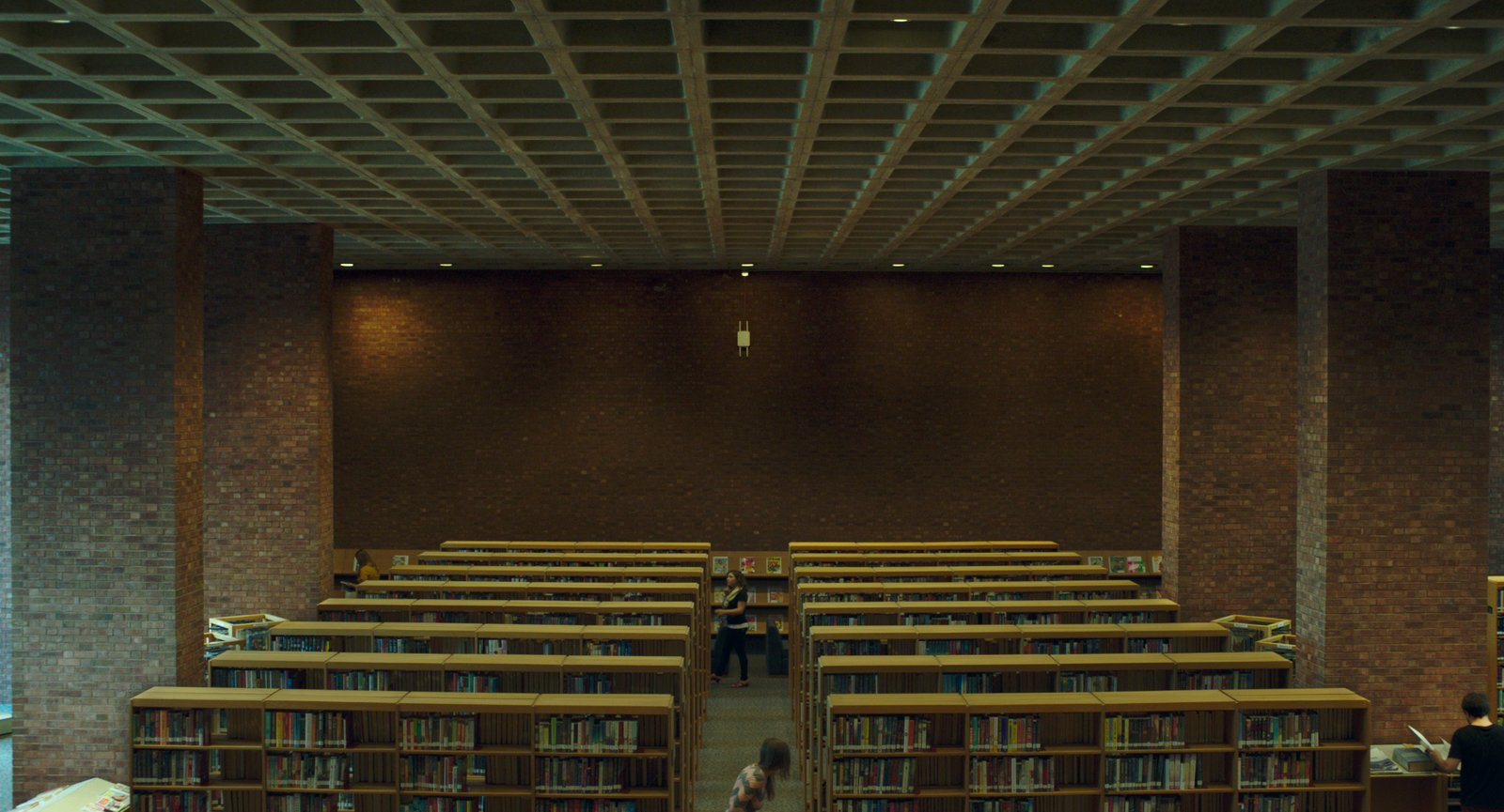 "Photo 2 of 8 in In the Indie Debut ""Columbus,"" Midcentury Architecture Stars Beside John Cho"