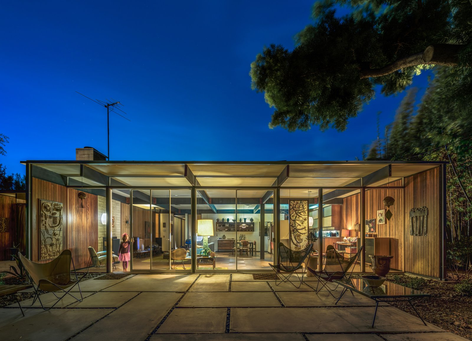 Bobertz residence modern home in san diego california by for Modern homes san diego