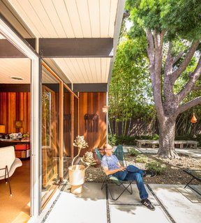 A Stunningly Restored Midcentury by Case Study Architect Craig Ellwood Asks $800K in San Diego - Photo 5 of 9 -