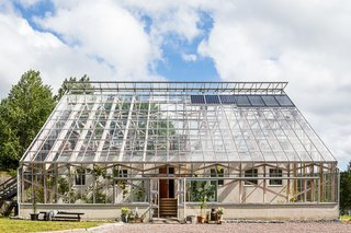 Make This Enchanting Swedish Greenhouse Your Home For $864K