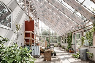 Make This Enchanting Swedish Greenhouse Your Home For $864K - Photo 1 of 11 -
