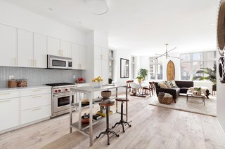 This American Life's Ira Glass Lists His Light-Filled Chelsea Apartment For $1.75M - Photo 1 of 9 -