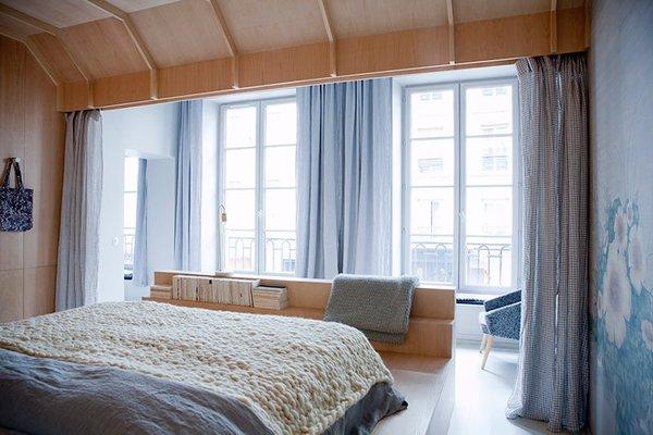 #ChezMarieSixtine #Paris #France #designmilk Photo by Julie Ansiau