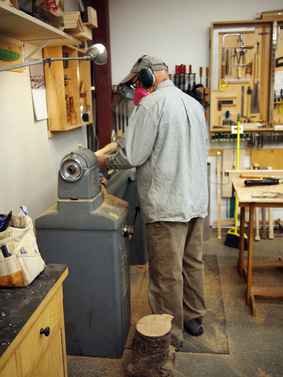 Photo 4 of 15 in How Phloem Studio Makes their Captain's Chair