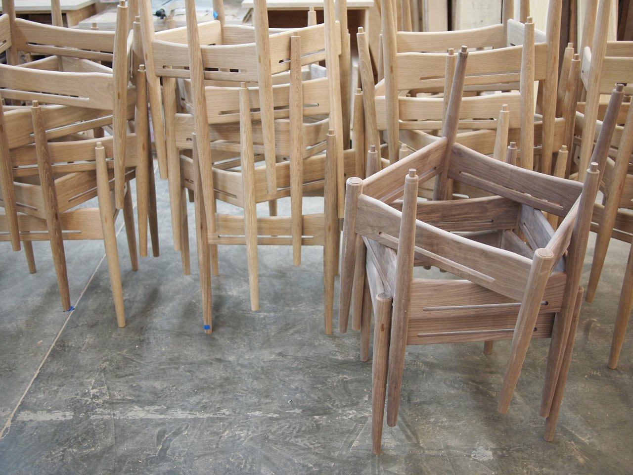 Photo 8 of 15 in How Phloem Studio Makes their Captain's Chair
