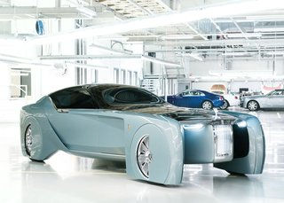The Rolls-Royce 103EX Envisions the Brand's Next 100 Years - Photo 3 of 9 -
