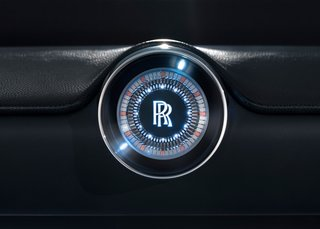 The Rolls-Royce 103EX Envisions the Brand's Next 100 Years - Photo 9 of 9 - Eleanor, the artificial intelligence system, was inspired by the Spirit of Ecstasy hood ornament on the front of every Rolls.