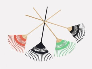 Handy Rakes by Christopher Specce