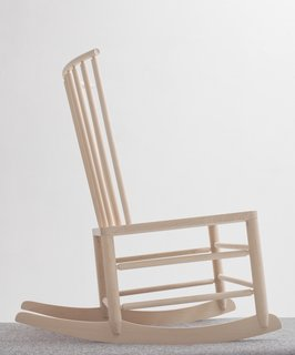 Furnishing Utopia By Hancock Shaker Village - Photo 8 of 25 - Rocking chair by Studio Gorm