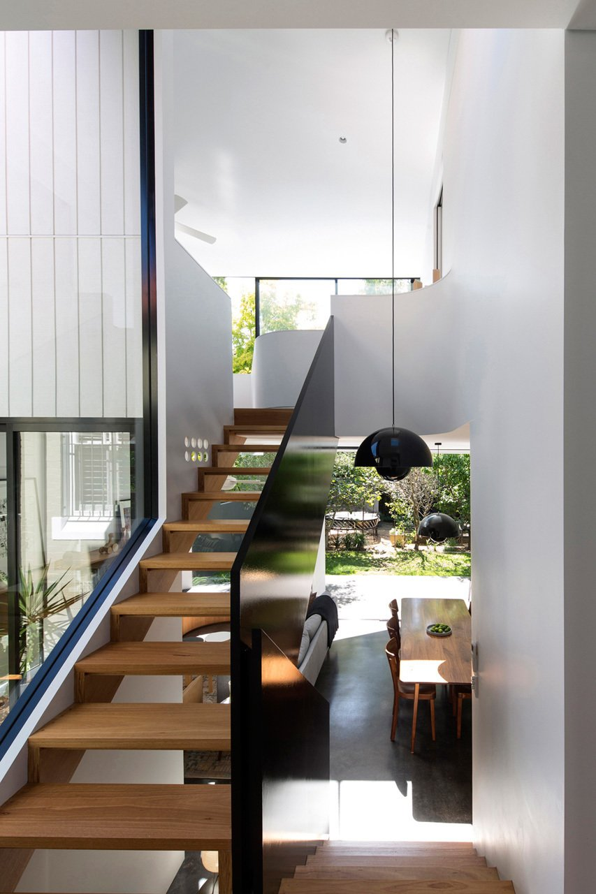 Unfurled House By Christopher Polly Architect - Photo 15 of 22
