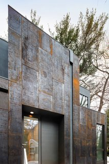 Weather Steel Home By Merge Architects - Photo 3 of 13 -
