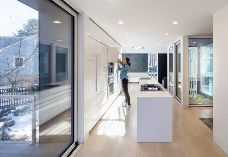 Weather Steel Home By Merge Architects - Photo 10 of 14