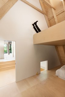 FAHouse: A Double Triangular House in the Forest - Photo 16 of 22 -