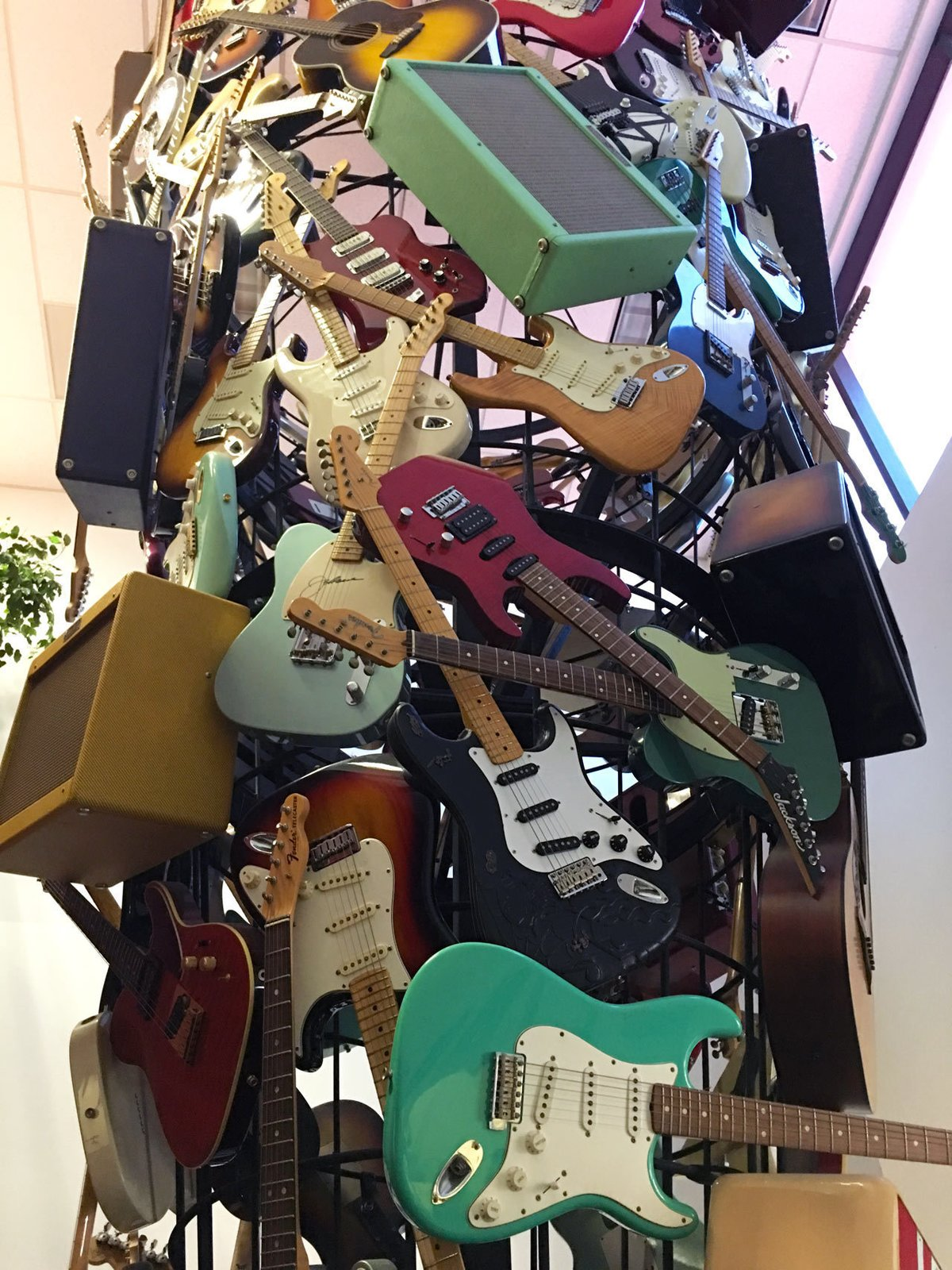 Photo 9 of 19 in Fender's Mod Shop Lets You Build Your Own Modern Classic