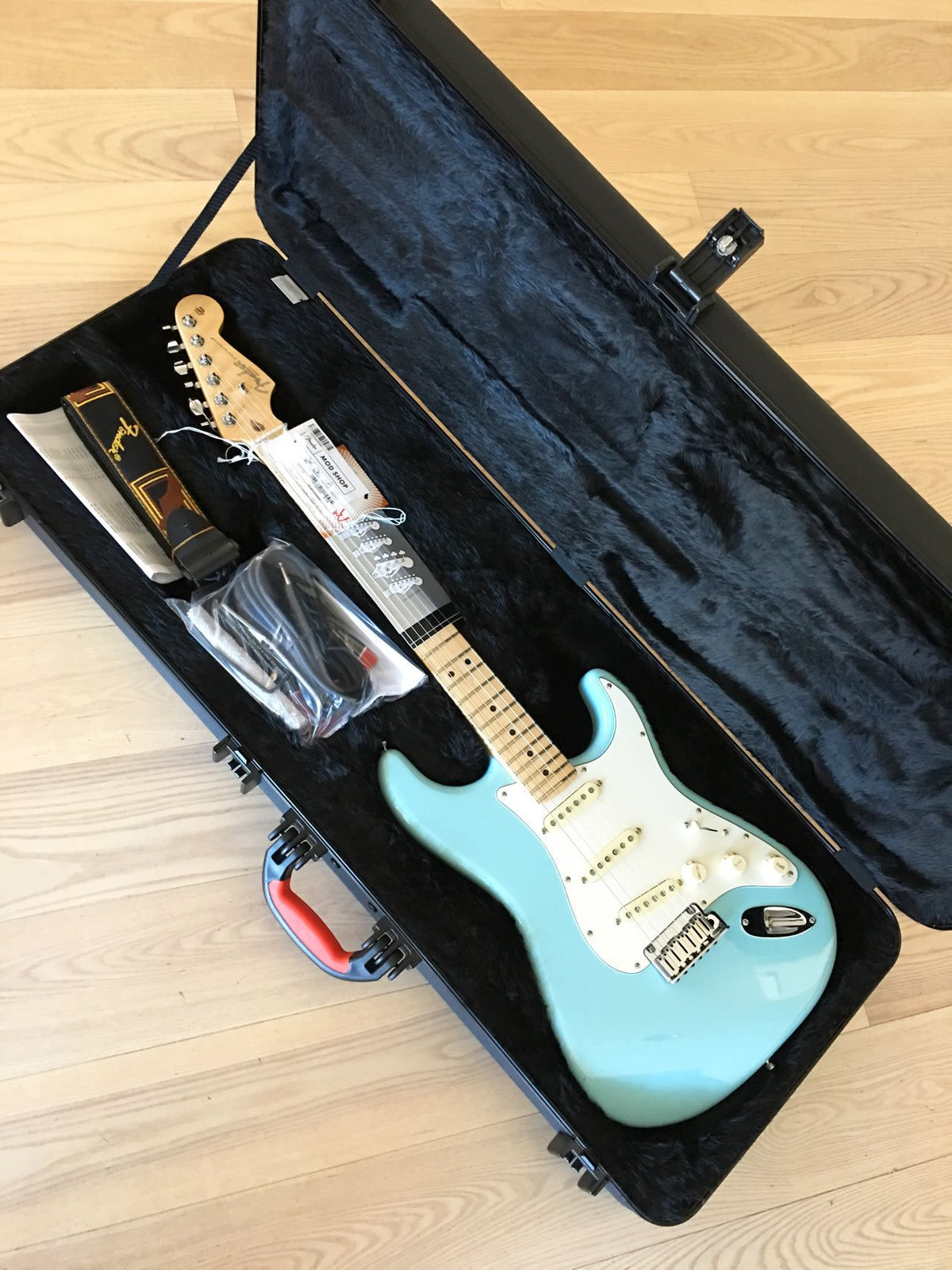 Photo 18 of 19 in Fender's Mod Shop Lets You Build Your Own Modern Classic