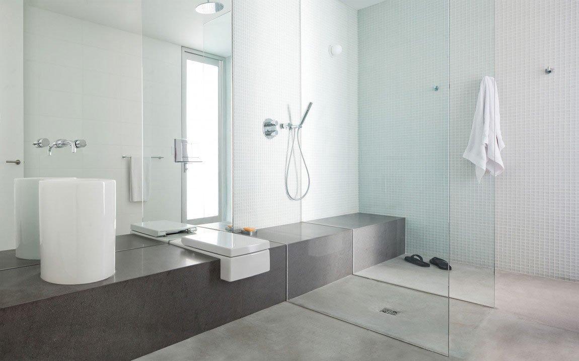 10 Minimalist Bathrooms Of Our Dreams By Design Milk Dwell