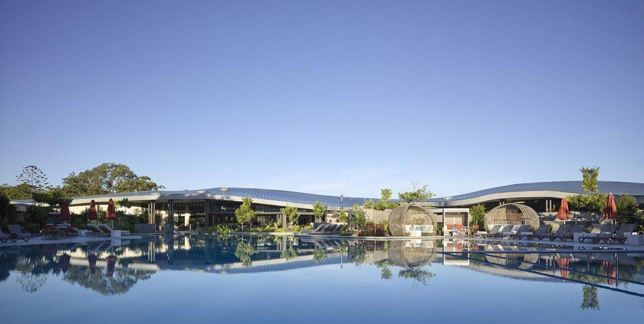 Photo 2 of 11 in An Eco-Friendly Resort in Idyllic Byron Bay, Australia