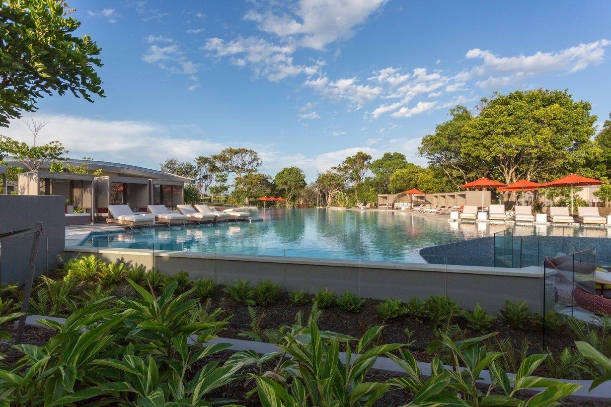 Photo 10 of 11 in An Eco-Friendly Resort in Idyllic Byron Bay, Australia