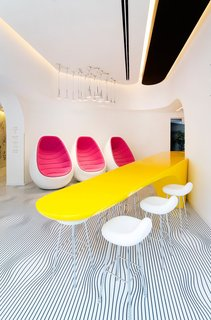 Restored Bauhaus Building Gets the Karim Rashid Treatment in Tel Aviv - Photo 2 of 10 -