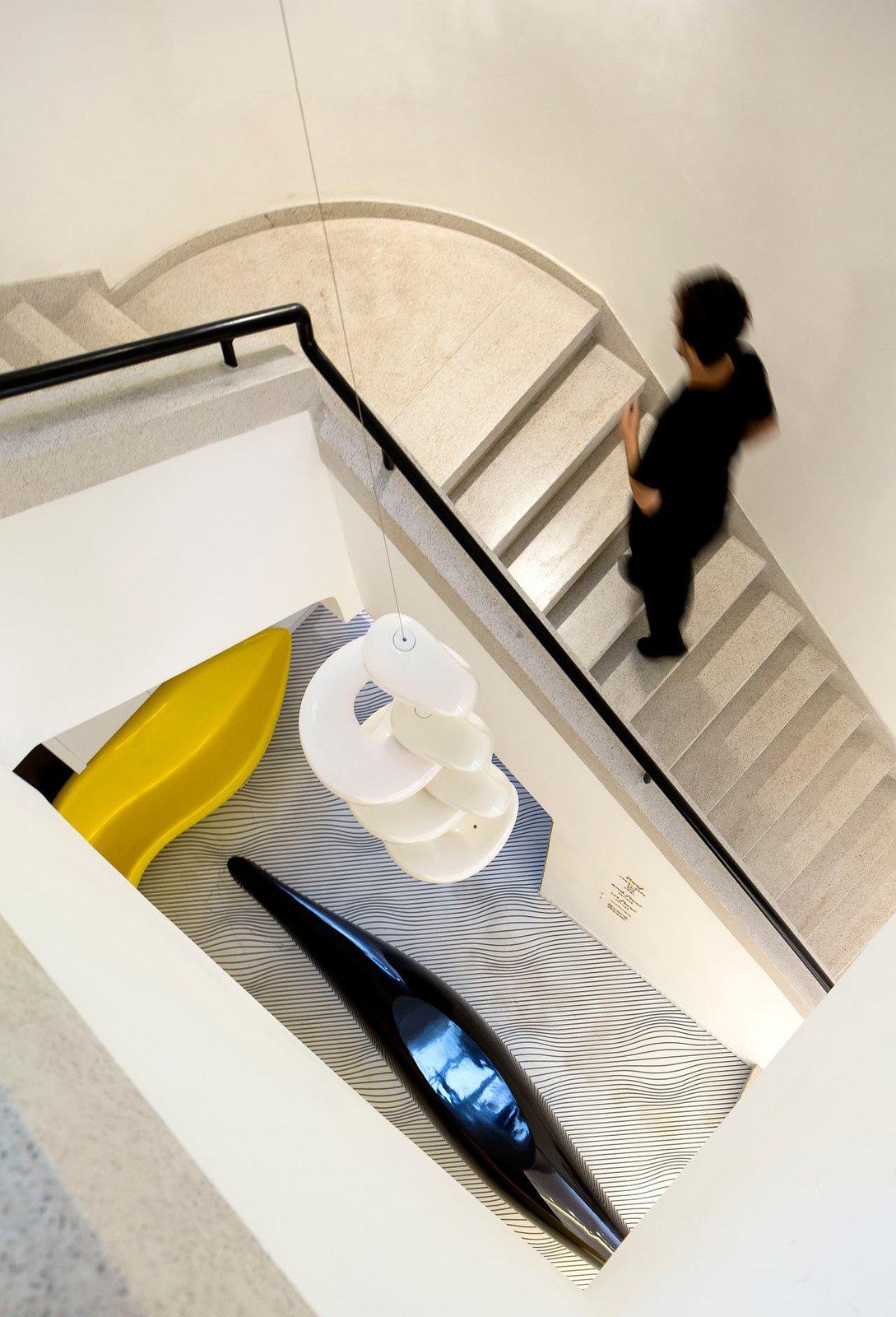 Photo 11 of 11 in Restored Bauhaus Building Gets the Karim Rashid Treatment in Tel Aviv