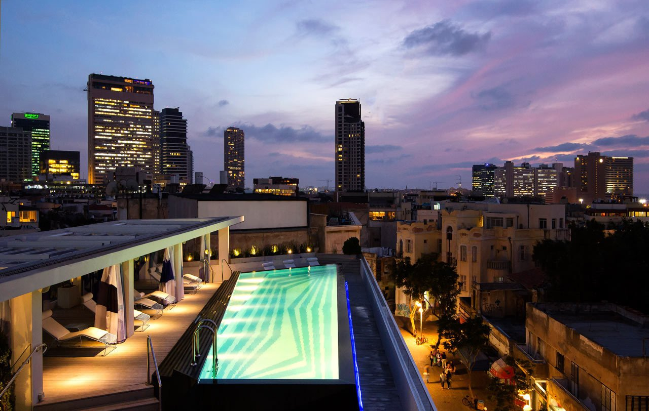 Photo 8 of 11 in Restored Bauhaus Building Gets the Karim Rashid Treatment in Tel Aviv