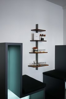 ORRIS Perfumery: The Essence Of Los Angeles Bottled Up - Photo 6 of 20 - A scent station for testing and pairing different essential oils