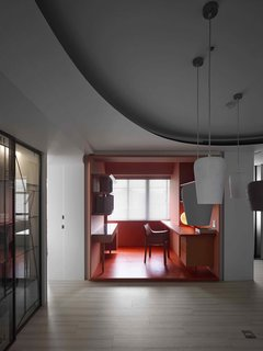 A Colorful Apartment Inspired by Paper Patterns Used in Fashion - Photo 2 of 19 -