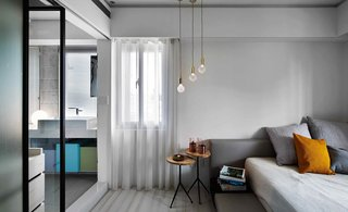 A Colorful Apartment Inspired by Paper Patterns Used in Fashion - Photo 17 of 19 -